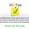 Descarga gratis #SEOTips guía herramienta para gestión de posicionamiento en buscadores
